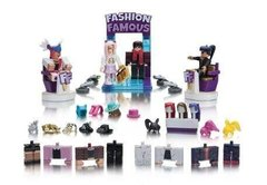 Набір Jazwares Roblox Environmental Set Fashion Famous W1.5